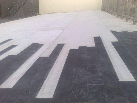 Pavimenti per esterni - Resina pavimento esterno ...