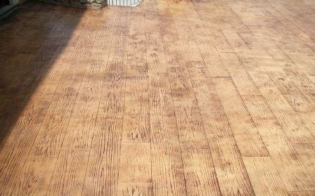 outdoor floor