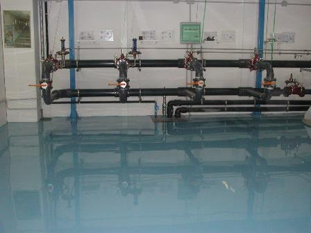 epoxy resin self levelling floor