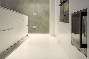 Resin floors