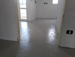 cement floor for interior