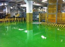 Industrial floor arrangement technology