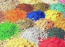 Pavimenti in resina in chips e Fiocchi